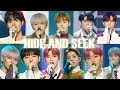 [Comeback Stage] Wanna One - Hide and Seek , 워너원-  술래 Show Music core 20181201