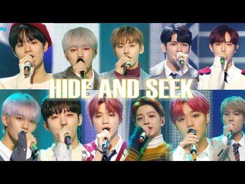 Free Download [comeback Stage] Wanna One - Hide And Seek , 워너원-  술래 Show Music Core 20181201 Mp3 dan Mp4
