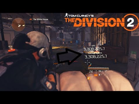 The Division 2 - 3 3 MILLION DAMAGE
