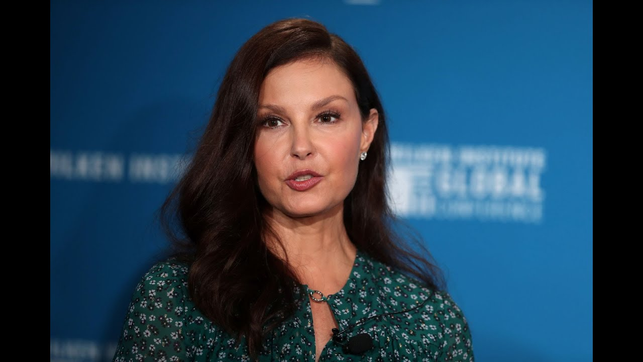 Ashley Judd recalls 'catastrophic' leg accident in Congo