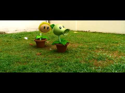 Plants VS Zombies 3D Matchmove [HD]