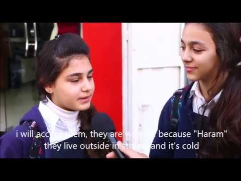 Social Experiment (Gaza Children) Try To Watch This Without Crying !