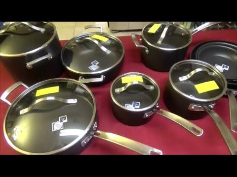 Kirkland Signature Pot Set Review [$180 USD from Costco ]