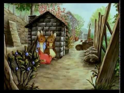 Peter Rabbit (1 hora de desenho)