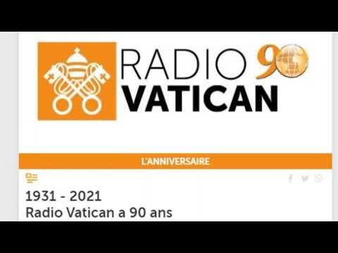 Les 90 ans de Radio Vatican