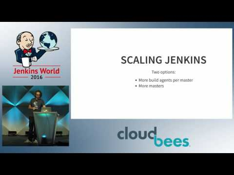 Scaling Jenkins with Docker: Swarm, Kubernetes or Mesos?