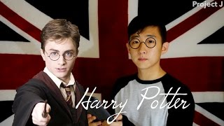 How to Pronounce Harry Potter Characters' Names with an English Accent