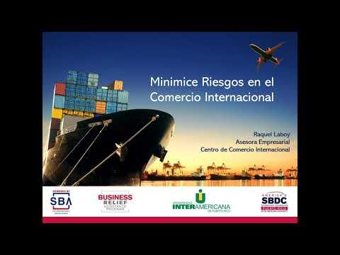 Minimizar los Riesgos en el Comercio Internacional