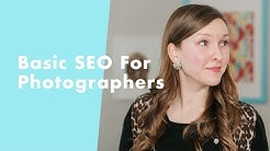 Basic SEO For Wedding Photographers