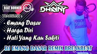 Download DJ EMANG DASAR KAU BETINA REMIX BREAKBEAT PART 1 - MIXED BY DHANY OFFICIAL