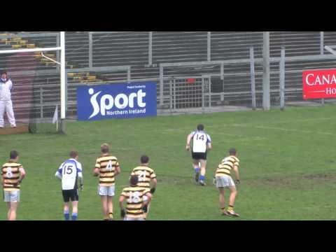 Goal for St Pat