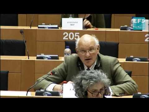 Limestone and calcium deposits in Europe possibly unfit for agriculture? - Stuart Agnew MEP