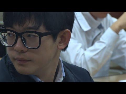 S. Korea falls silent for crucial college entrance exam