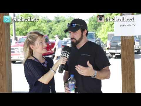 Indie Ville TV 2016 CMA Tug McGraw event Mark Wills