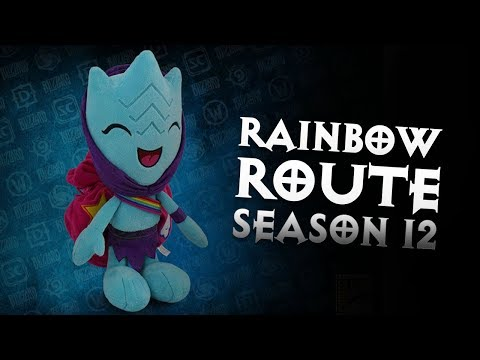 Diablo 3 - HOW TO FIND RAINBOW GOBLINS IN SEASON 12 - BEST ROUTE - PWilhelm