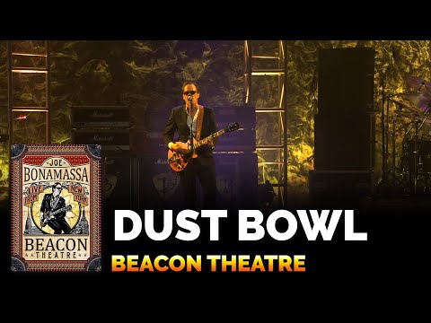 "Joe Bonamassa Official - ""Dust Bowl"" - Beacon Theatre Live From New York"