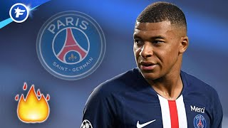 Kylian Mbappé veut quitter le PSG en 2021 | Revue de presse