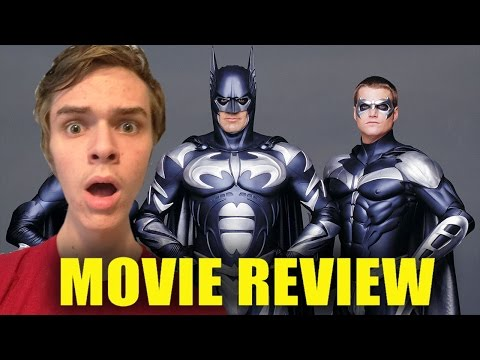 Batman & Robin - Movie Review