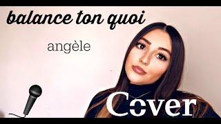Gambar cover Balance Ton Quoi - Djena Della ( Angèle )