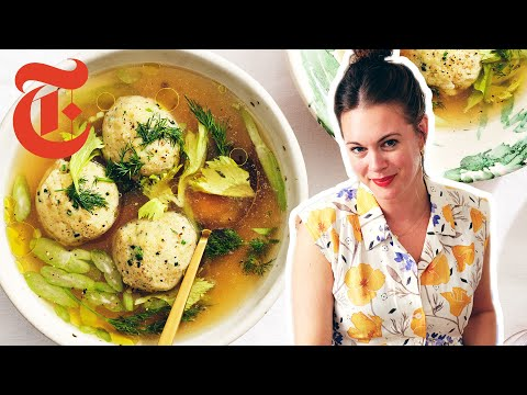 Alison Roman Hosts Passover Dinner | NYT Cooking - YouTube