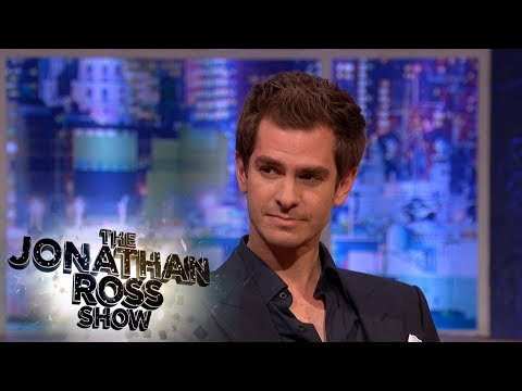 Andrew Garfield On How Life Changed After SpiderMan  The Jonathan Ross