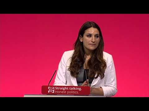 Luciana Berger's speech to Annual Conference