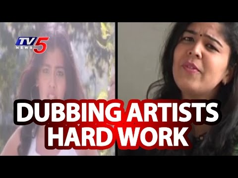 Dubbing Artists And Their Popularity | Craft Report 2016 | TV5 News