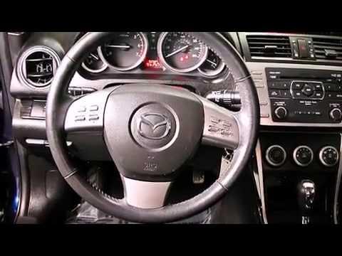 2010 Mazda Mazda6 4dr Sdn Auto I Touring Youtube
