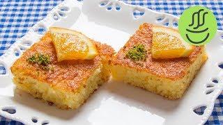 Anne Usulü PORTAKALLI KEK Tarifi - Sünger gibi Portakallı Kek Nasıl Yapılır?