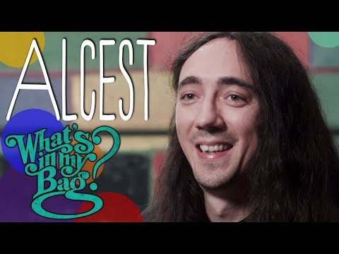Alcest - What's In My Bag?