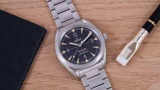 A Week On The Wrist: The Omega Seamaster Railmaster