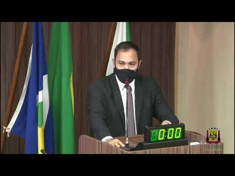 SESSÃO EXTRAORDINÁRIA DO DIA 22-01-2021