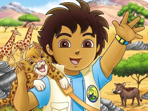 Diego Games - All Diego and Dora Games - Play Online Diego ...