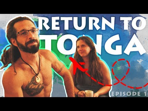 Return To Tonga - Sick & Tired with 8,000 Miles to Travel | Called To Tonga Episode 1