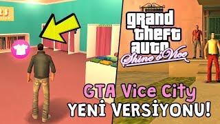 GTA Vice City 'nin YENİ ÇIKAN VERSİYONU ! GTA Vice City Shine o' Vice
