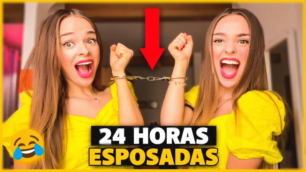 24 HORAS ESPOSADAS Gemelas - TWINS HANDCUFFED FOR 24 HOURS - Twin Melody