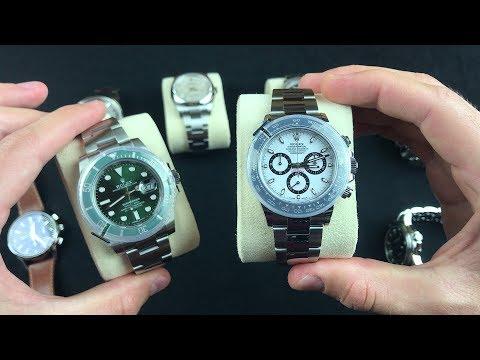 My Watch Collection 2019 | Моя коллекция часов 2019