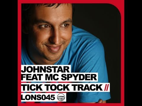 Johnstar feat MC Spyder 'Tick Tock Track' (Johnstar's Headnod Dub)