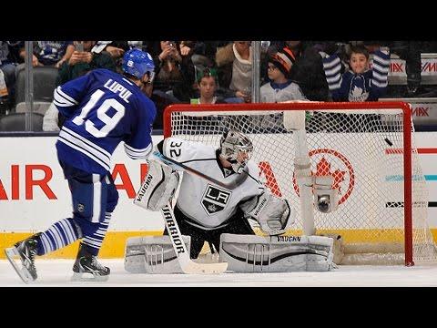 Shootout:  Kings vs. Maple Leafs