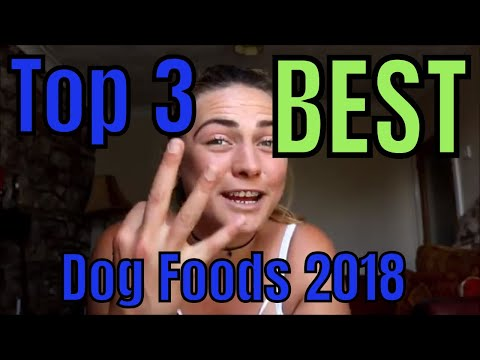 Top 3 Dog Foods UK