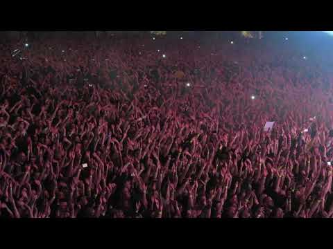 Depeche Mode Live - Never Let Me Down Again - Global Spirit Tour - Gdańsk 11.02.2018 HD