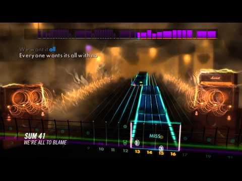 Rocksmith 2014 Edition - Sum 41 Songs Pack Trailer [Europe]
