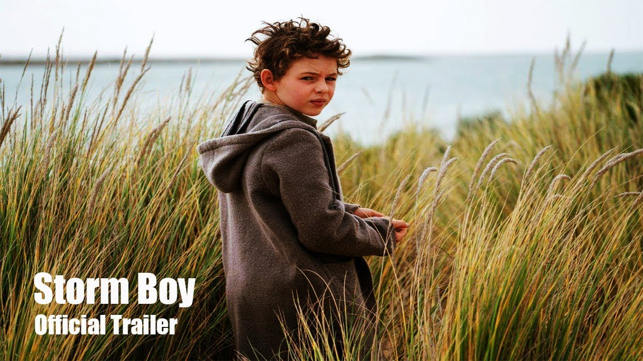 storm boy 2019 official trailer jai courtney