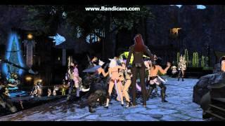 FFXIV: ARR Manderville Dance-athon! Part 5