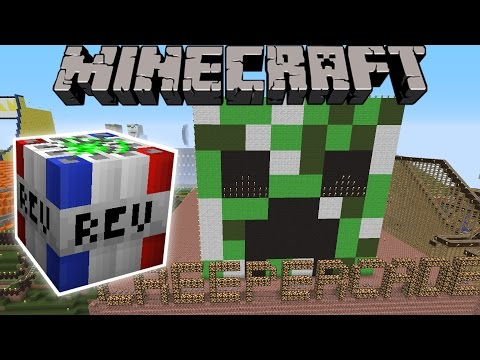 Minecraft: BLOWING UP NOTCH LAND! - (TNT, DYNAMITE, & GUNS!)
