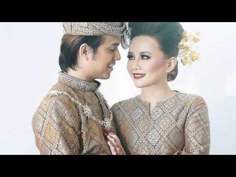 Koleksi Baju Pengantin & Artis Kahwin 2016
