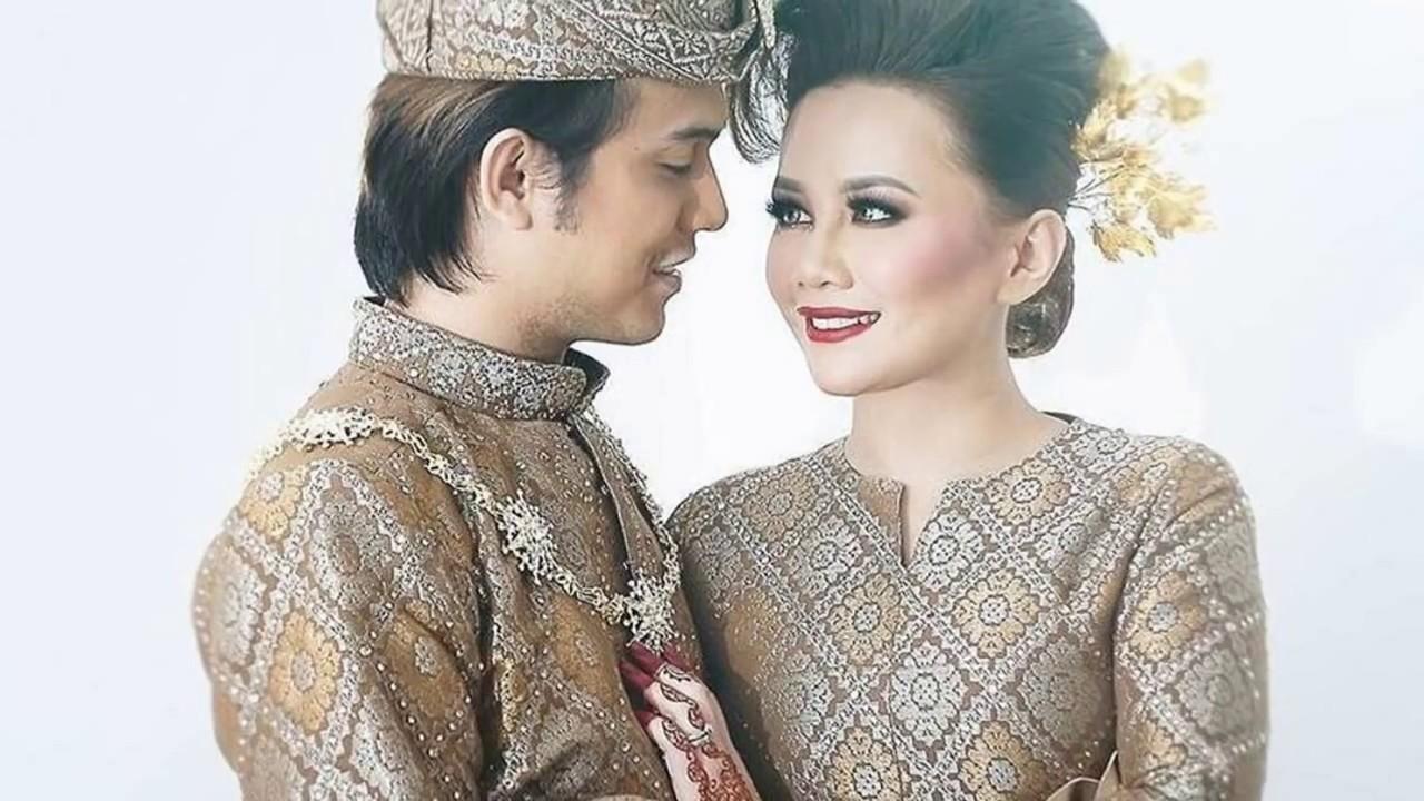 Koleksi Baju Pengantin & Artis Kahwin 11 - YouTube