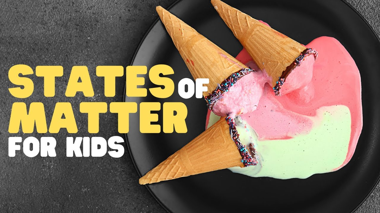 hight resolution of States of Matter for Kids   Solids