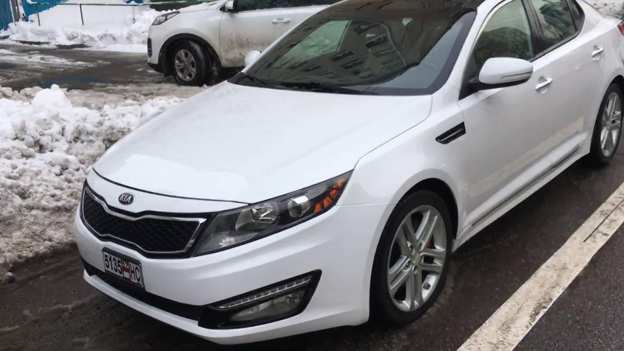 2015 Kia Optima. Авто из Америки до 5000$ со страхового аукциона .