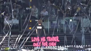 150613  EXO'luXion in Taipei -  Ending (CHEN Focus)